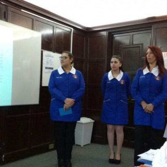 Carrera de Técnico en Educación Parvularia de las sedes de Santiago y Viña del Mar del IP Los Leones tituló a sus primeras estudiantes