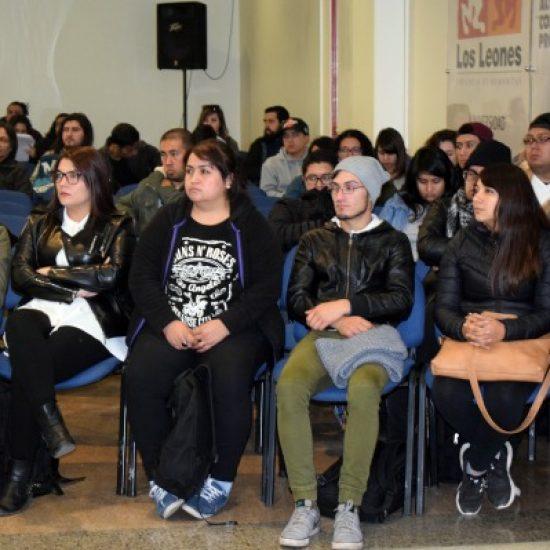 Con charlas y concursos se celebró Día del Diseñador en Los Leones