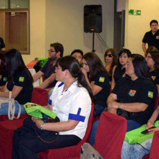 Carrera de Turismo Sustentable entregó reconocimiento a estudiantes que participaron como guías en el Día del Patrimonio Cultural