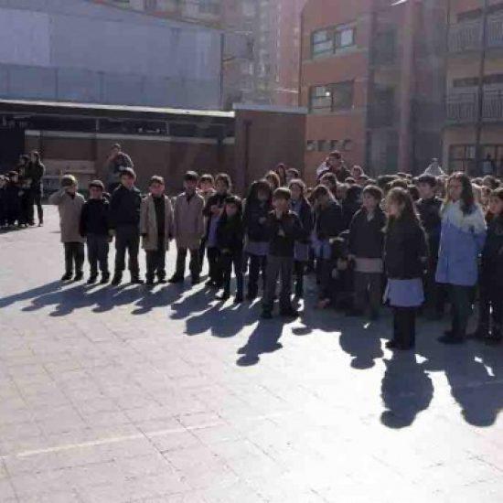 Estudiantes de Prevención de Riesgos participaron como monitores en simulacro de la ONEMI