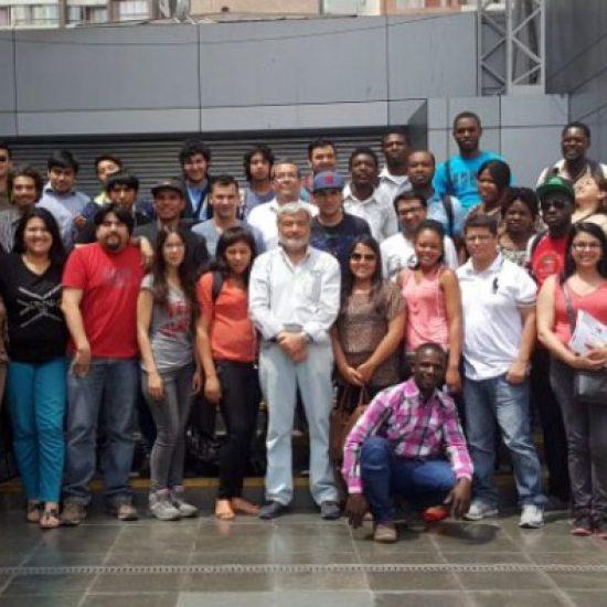 Con gran éxito finalizó Taller de Alfabetización Digital para inmigrantes haitianos