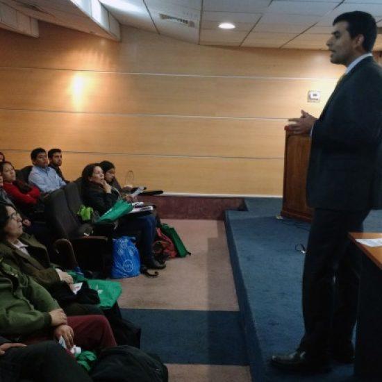 Servicio de Impuestos Internos impartió charla sobre facturación electrónica