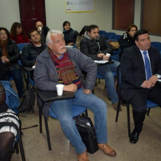 Escuela de Gestión y Finanzas realizó clínica para pequeños y medianos empresarios