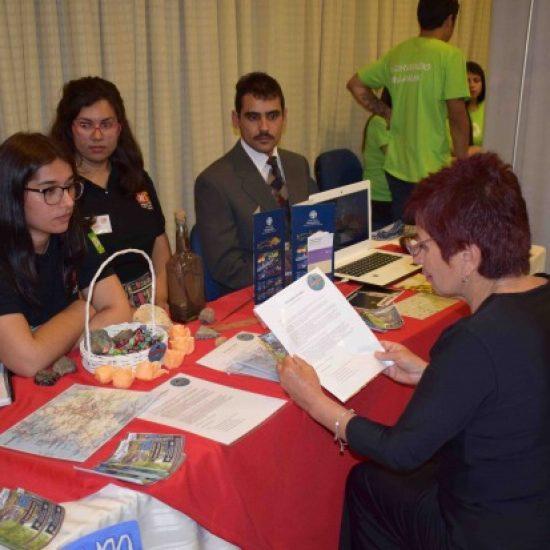 Estudiantes de Turismo Sustentable promovieron tours en nueva versión de su Workshop