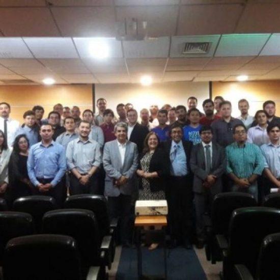 """Con gran éxito se realizó charla """"TIC´s para nuestras vidas"""" de la carrera de Técnico en Conectividad y Redes"""