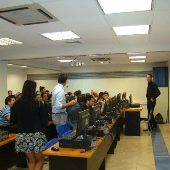 Instituto Profesional Los Leones es parte de las Academia CISCO