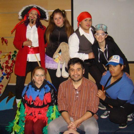 Estudiantes de Educación Parvularia cierran el semestre con obras de teatro infantiles