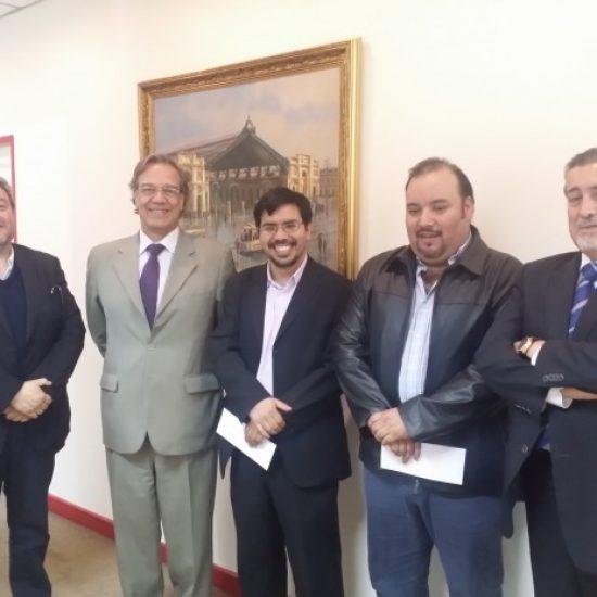 Carrera de Técnico en Minería del Instituto Profesional Los Leones firmó importante acuerdo