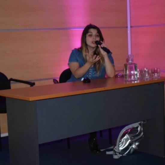 Carrera de Producción de Eventos realizó seminario para prevenir el acoso callejero y el bullying