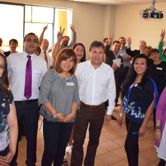 Con gran participación de colaboradores del área académica y administrativa se realizaron talleres para fortalecer el trabajo en equipo en el IPLL