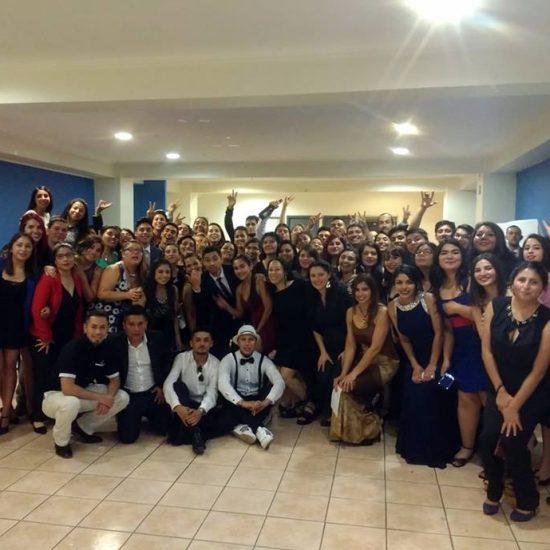 Carrera de Masoterapia realizó su gala anual