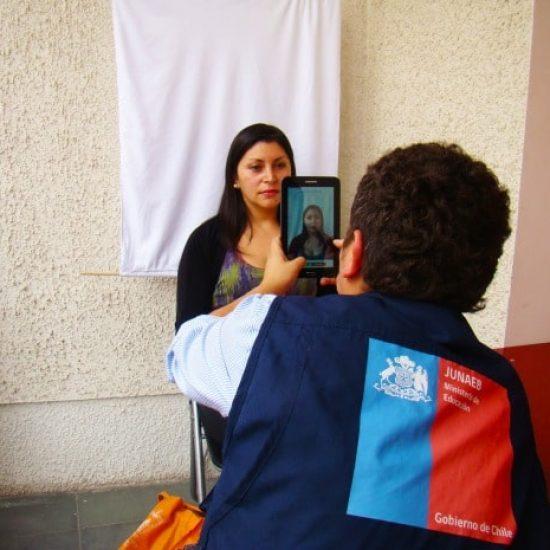 SE INICIÓ TOMA FOTOGRÁFICA PARA TARJETA NACIONAL ESTUDIANTIL (TNE)