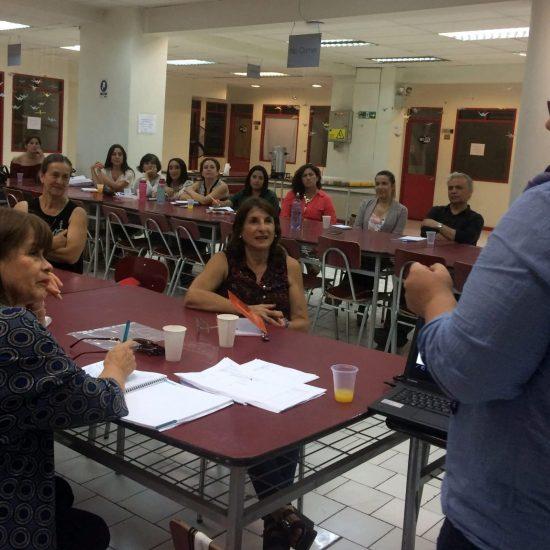 Docentes asistieron a curso de actualización sobre las Nuevas Bases Curriculares de Educación Parvularia