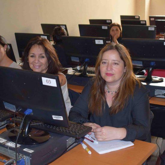 Alumnos de la carrera de Analista Programador realizaron Taller de Alfabetización Digital para la comunidad