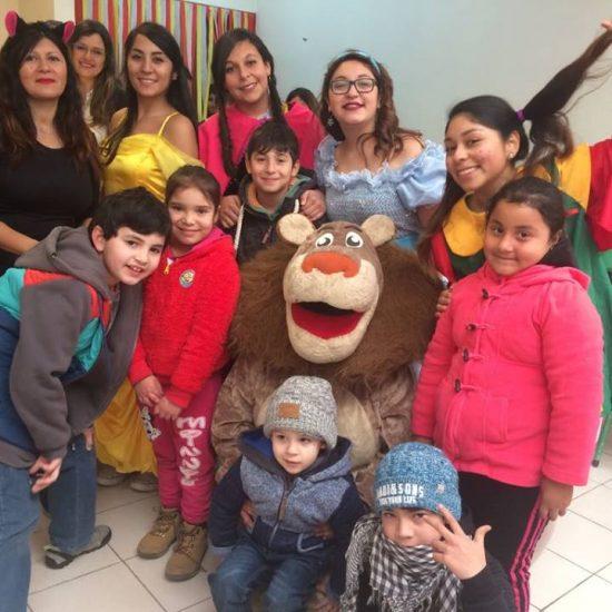 Conversatorios Infantiles y Feria sobre Infancia marcaron el cierre de semestre de la carrera Técnico en Educación Parvularia