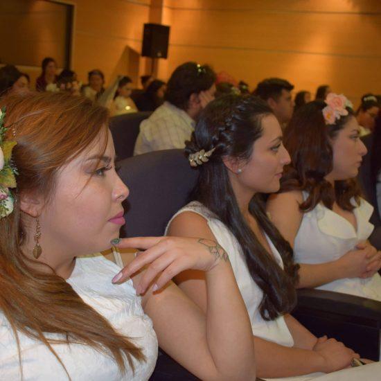 Producción nupcial se toma el auditorio de Zenteno
