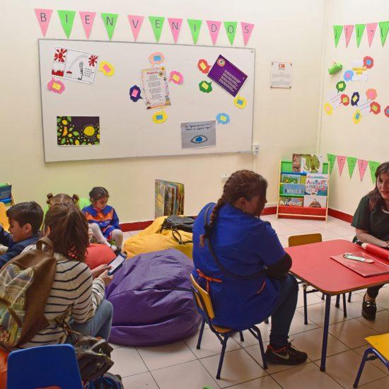 IPLL inaugura nueva Biblioteca Infantil