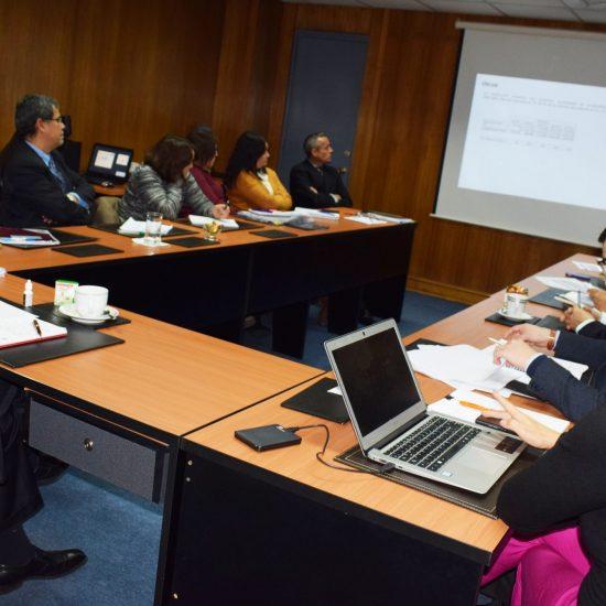 Comisión de Autoevaluación Institucional finalizó ciclo de conversatorios revisando nuestra ''Capacidad de Autorregulación''