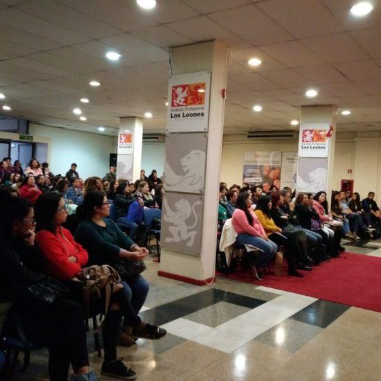 Estudiantes de IP Los Leones organizaron charla sobre ''Ley de Identidad de Género''