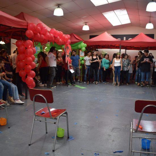 Día del Trabajador Social: carreras técnico y profesional participaron en alianzas grupales
