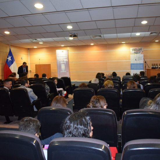 Estudiantes organizaron seminario académico ''La Vanguardia en la Visita Médica'' en el IPLL
