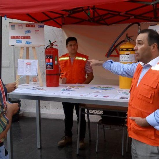Estudiantes realizaron primera ''Expo Prevención'' del IPLL