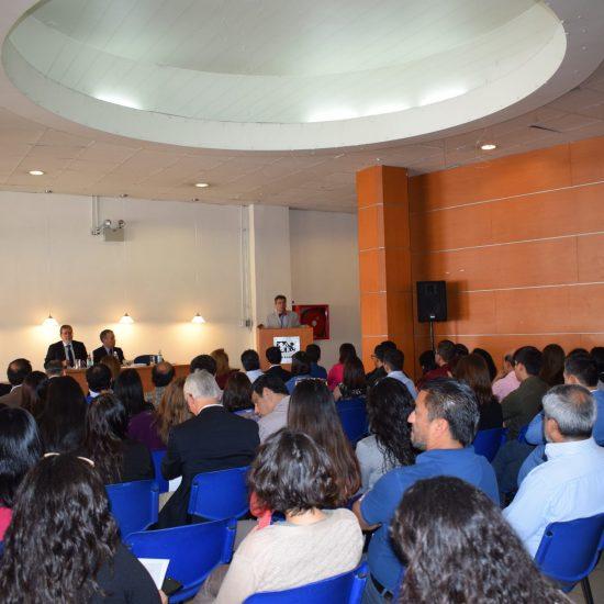 IPLL comenzó el año académico con entrega del Informe de Autoevaluación Institucional