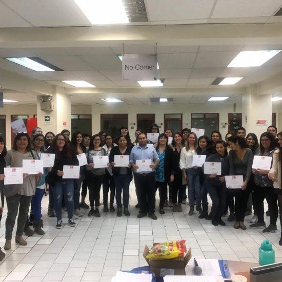 Dirección de Vinculación con el Medio del IPLL organizó Taller de Educación Emocional para nuestros titulados