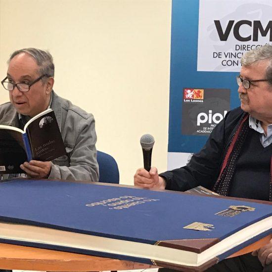 Connotados escritores nacionales se presentaron en el IPLL para celebrar el Día del Libro