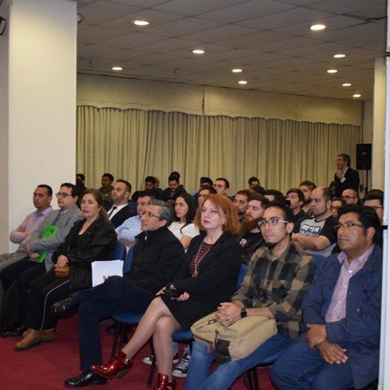 Academia CISCO del IPLL organizó charla para estudiantes de la Escuela de Diseño y Tecnologías de la Información