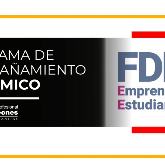 Estudiante de Psicopedagogía presenta proyecto al Fondo de Desarrollo Institucional (FDI)