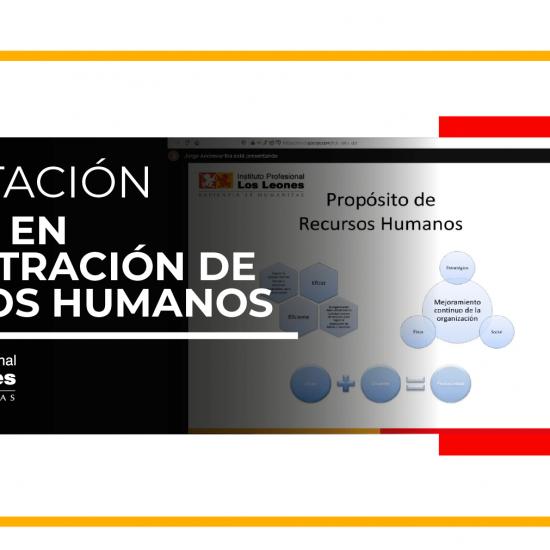 La carrera de Técnico en Recursos Humanos imparte exitosa jornada de capacitaciones