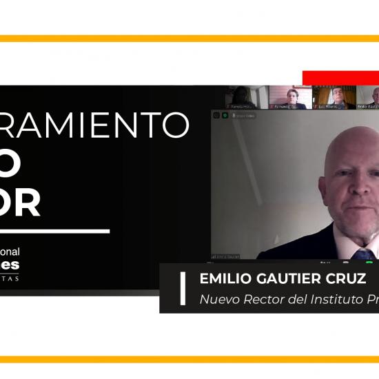 NOMBRAMIENTO NUEVO RECTOR INSTITUTO PROFESIONAL LOS LEONES