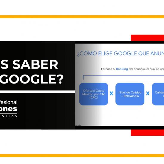 Martín Sanado, Gerente de Nuevos Negocios de Google Argentina dictó exitosa charla