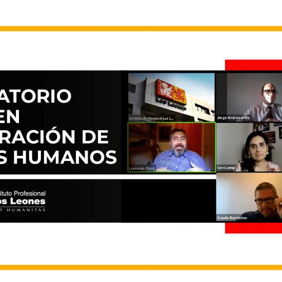 Exitoso Conversatorio reúne a destacados líderes del área de Recursos Humanos