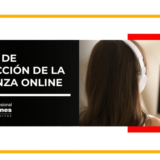 """IPLL realiza estudio de """"Satisfacción de la Enseñanza Online"""" a docentes y estudiantes"""